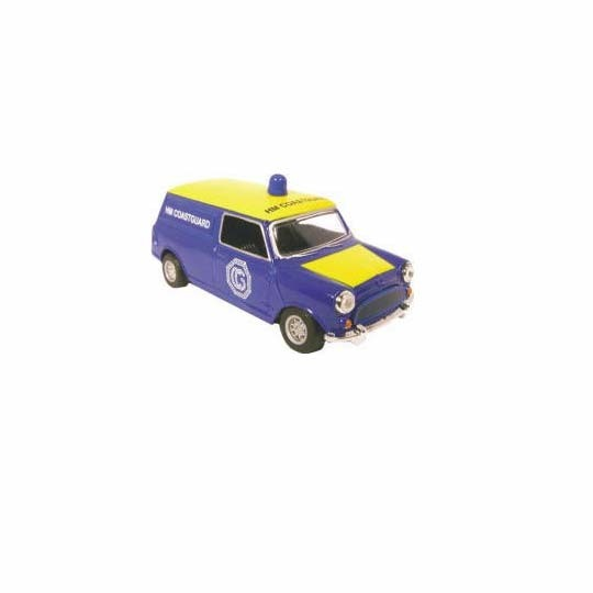 Oxford Diecast | Mini Van HM Coastguard