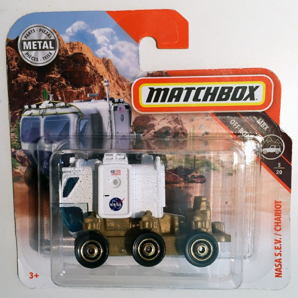 Matchbox | Nasa S.E.V. Chariot