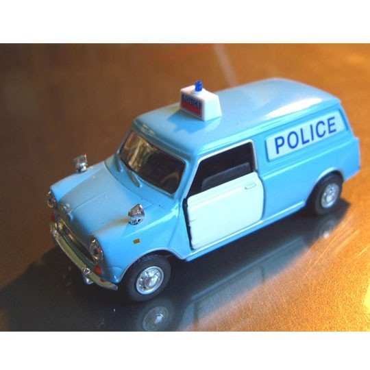 Cararama | Mini Van Police
