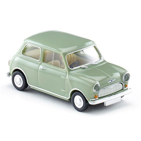 Wiking | Morris Mini Minor reseda green RHD