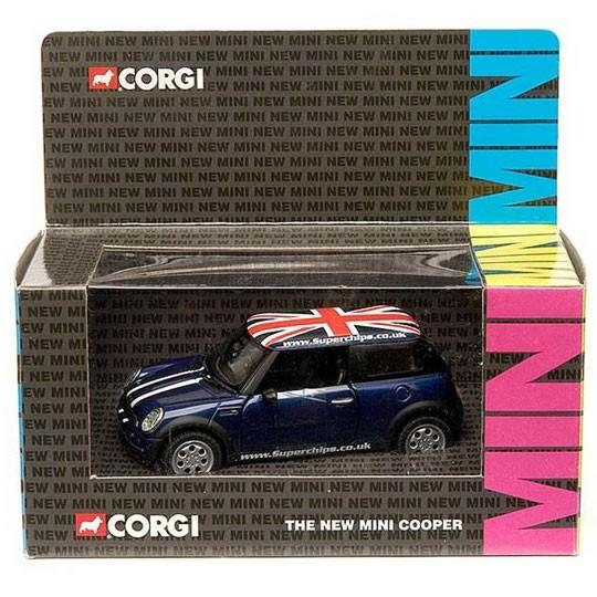 Corgi   BMW Mini Cooper Superchips