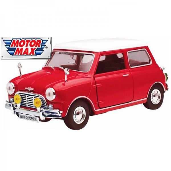 Motormax | Mini MK I rot