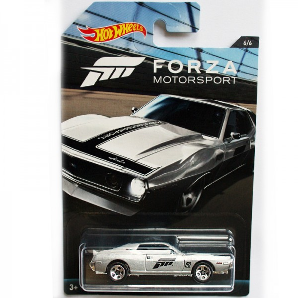 Hot Wheels | Forza Motorsport AMC Javelin AMX silber