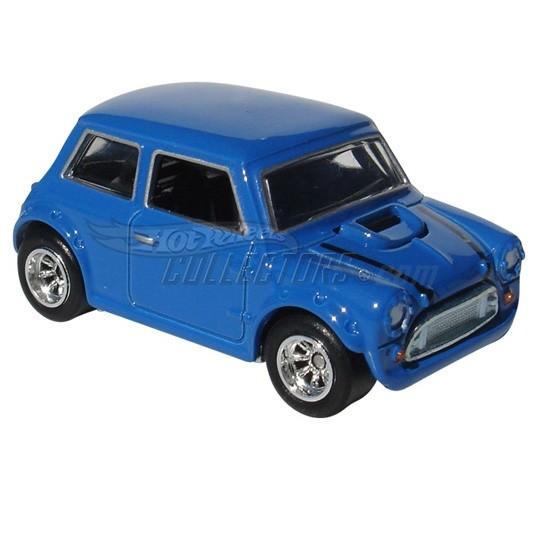 Hot Wheels | Morris Mini The Italian Job blau