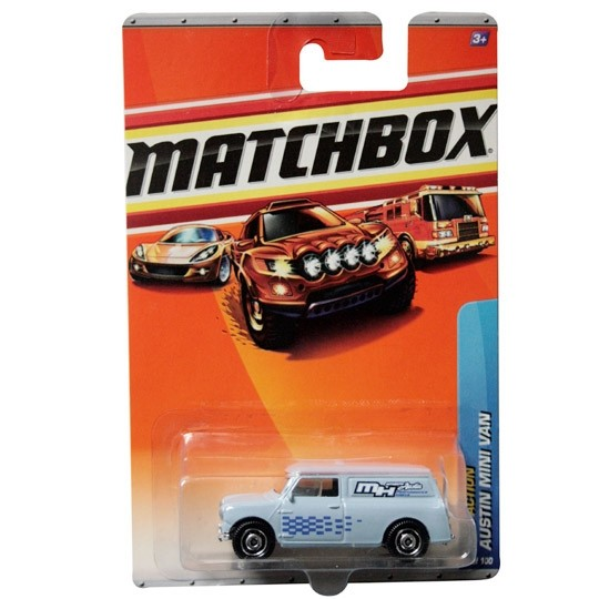 Matchbox | Mini Van MH US