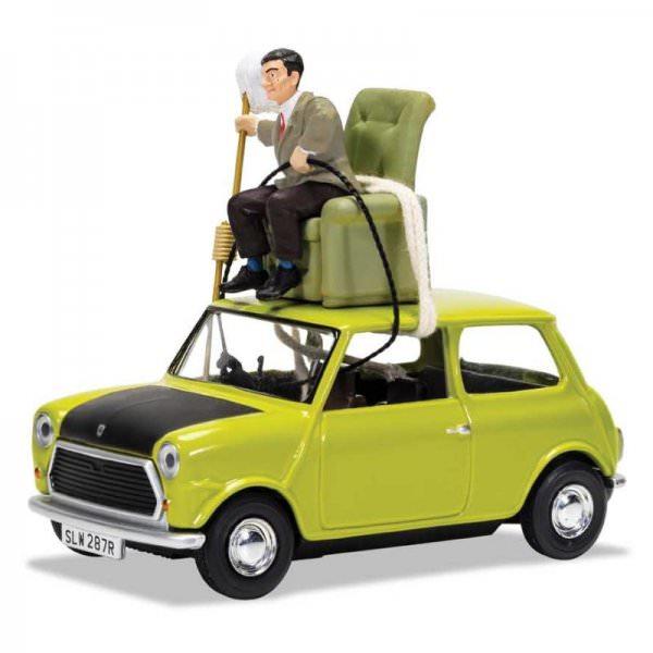 Corgi | Mr. Bean Mini *Do It Yourself* mit Sessel und Figur