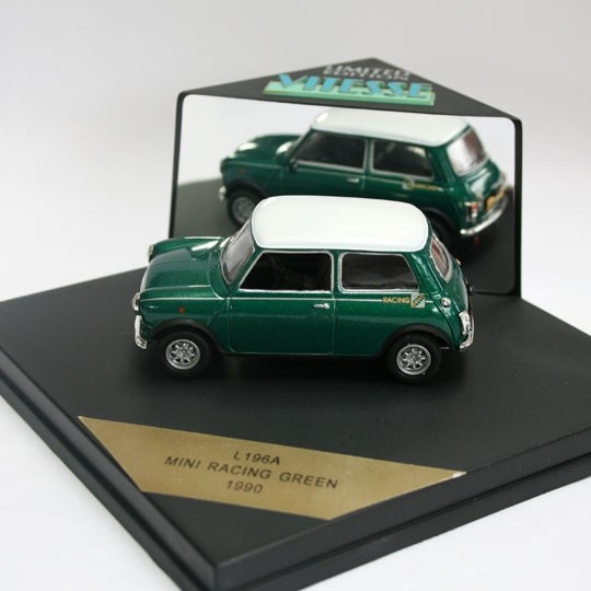 Vitesse | Mini Racing Green 1990