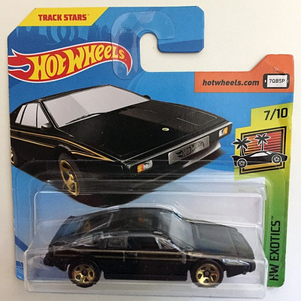 Hot Wheels | Lotus Esprit S1 in schwarz