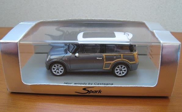 Spark | BMW Mini Cooper Clubman Woody