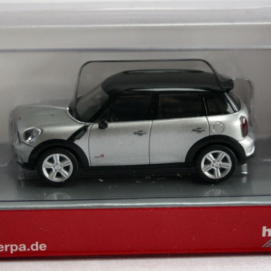 Herpa | BMW Mini Countryman silver